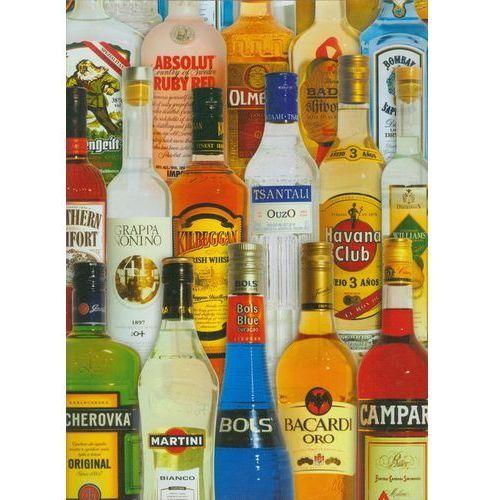 Puzzle 1000 - Alkohole świata PIATNIK (9001890568947)