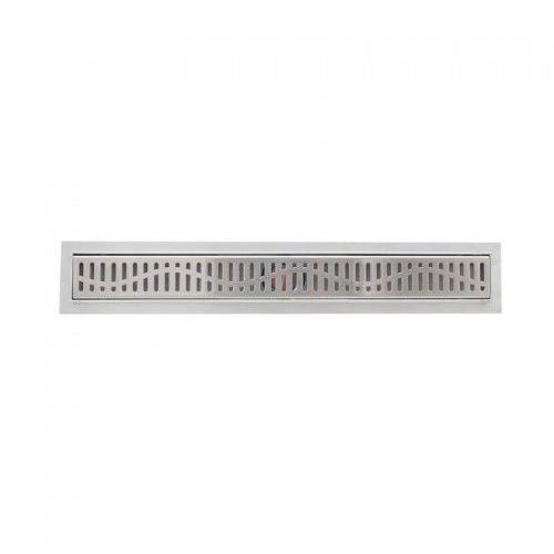 Massi Baro odpływ prysznicowy 100 cm liniowy chrom mat MSODG0231000