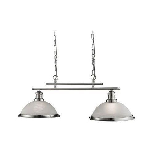 2682-2ss lampa wisząca bistro satyna marki Searchlight