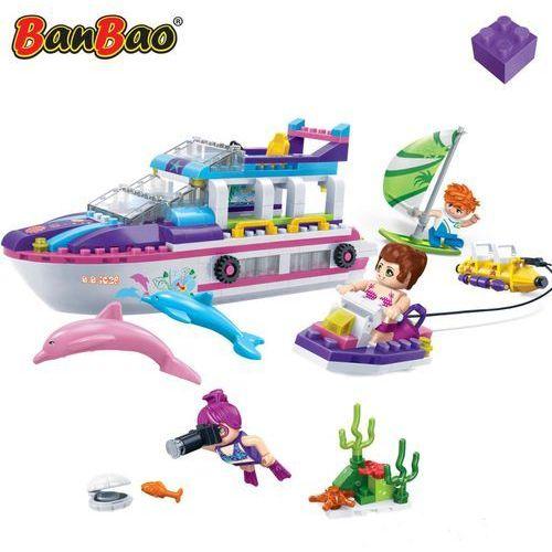 BanBao Zestaw klocków sporty wodne, 6126 Darmowa wysyłka i zwroty
