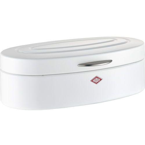 Chlebak owalny duży biały elly (236201-01) marki Wesco