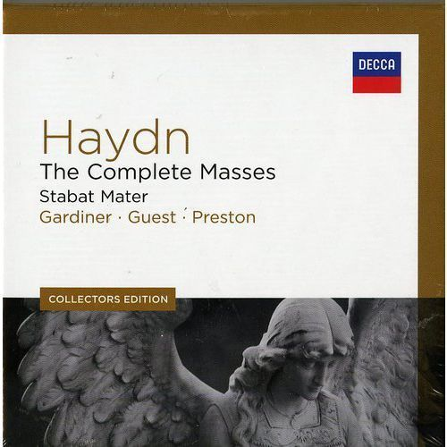 John Eliot Gardiner - HAYDN THE COMPLETE MASSES, STABAT MATER (COLLECTORS EDITION) (0028947878285)