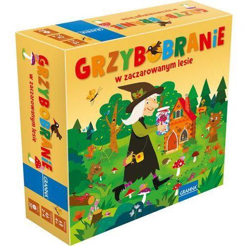 Grzybobranie w zaczarowanym lesie Gra (5900221002164)