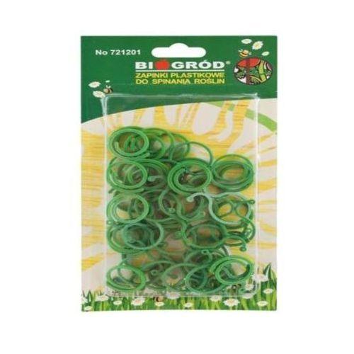Zapinka do roślin BIOOGRÓD 721201 (50 sztuk) (5904816914481)