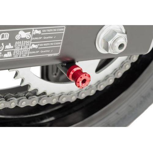 Uchwyty PUIG do podnośników do BMW / Ducati / Honda / Suzuki (czerwone)