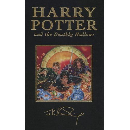 Joanne K. Rowling. Harry Potter and the Deathly Hallows - special edition. (9780747591078)