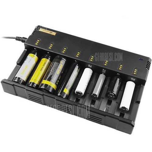 Valon i8s 8 Channels Battery Charger