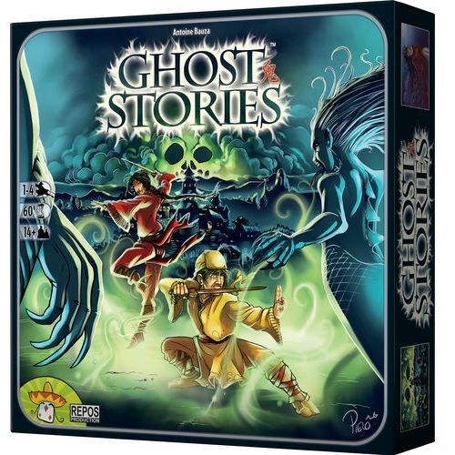 Rebel Ghost stories (druga edycja) - (5902650610989)