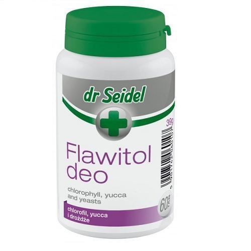 DERMAPHARM Dr Seidel Flawitol Deo preparat niwelujący nieprzyjemne zapachy