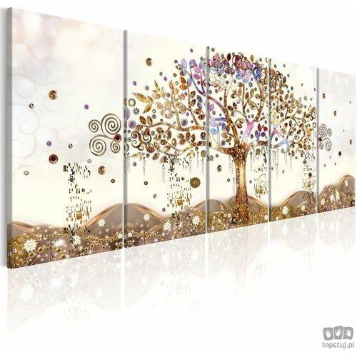 Obraz Olśniewający drzewo, A0-N7163-DKX_opcje