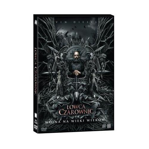 Łowca czarownic (DVD) (5907561148736)