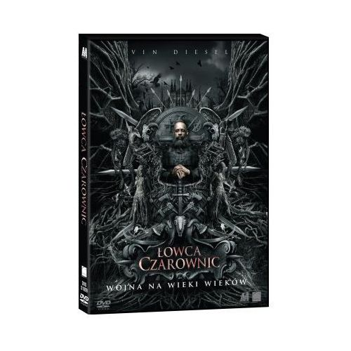 Monolith Łowca czarownic (dvd)