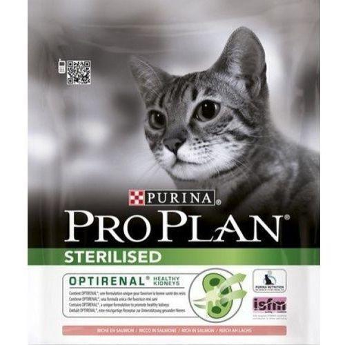 NESTLE Purina pro plan cat sterilised łosoś 0.4 kg - DARMOWA WYSYŁKA OD 99 ZŁ, towar z kategorii: Karmy i przysmaki dla kotów