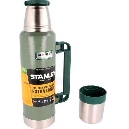 Stanley Classic Bidon 1300ml zielony/srebrny Termosy (6939236321679)