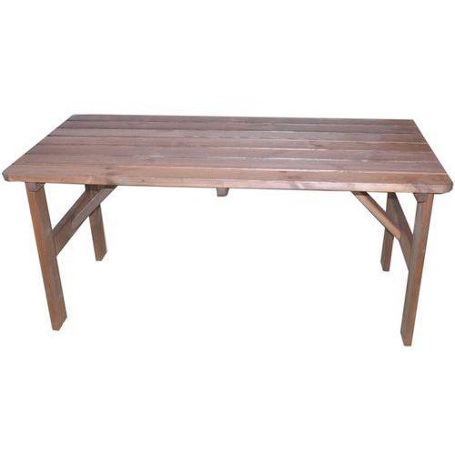 stół ogrodowy miriam, 150 cm marki Rojaplast