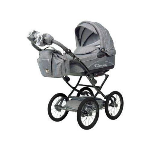 Knorr-baby wózek dziecięcy classico jasnoszary