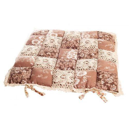 Poduszka na krzesło fotel patchwork dekoracyjna marki Home