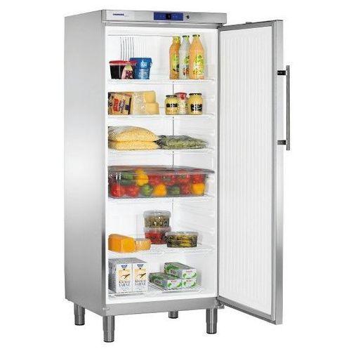 Szafa chłodnicza z chłodzeniem obiegowym | +1°c +15°c | gn 2/1 | 437l | 750x750x(h)1864mm marki Liebherr