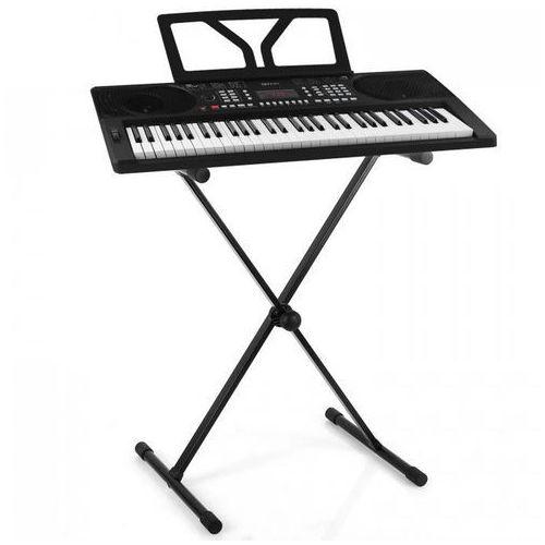 Schubert etude 300 usb zestaw keyboard i stojak czarny marki Elektronik-star