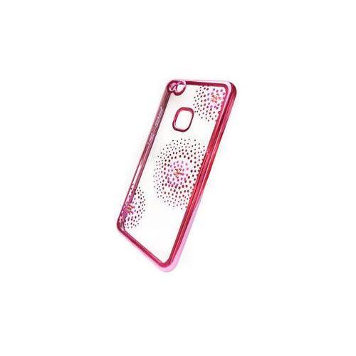 Obudowa dla telefonów komórkowych  flower dots pro huawei p10 lite (beahup10ltpuflpi) różowy marki Beeyo