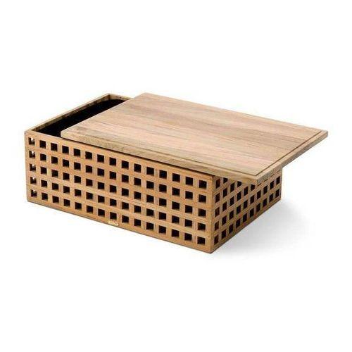 Drewniany pojemnik na pieczywo Pantry - Skagerak, S1835350