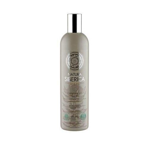 Natura siberica 400ml szampon energetyzująco-ochronny do włosów zniszczonych marki Eurobio lab