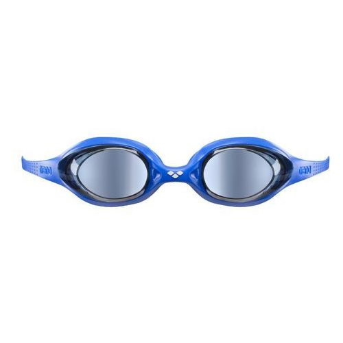 Okulary do pływania Arena Spider Jr Mirror - blue/blue/yellow