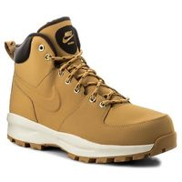 Nike Buty - manoa leather 454350 700 haystack/haystack/velvet brown