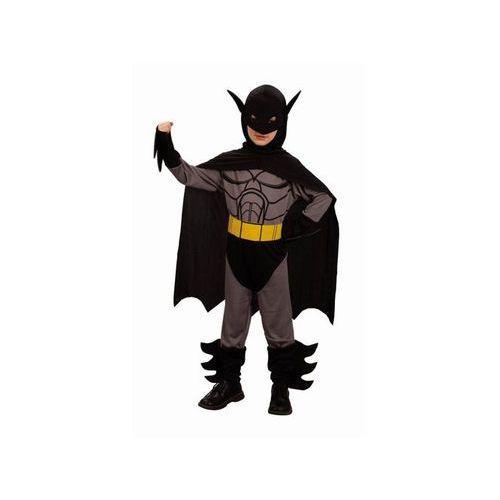 Kostium dziecięcy batman - s - 110/120 cm marki Go