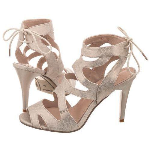 Sandały Sergio Leone Beżowe SK815-10X (SL226-a), SK815-10X
