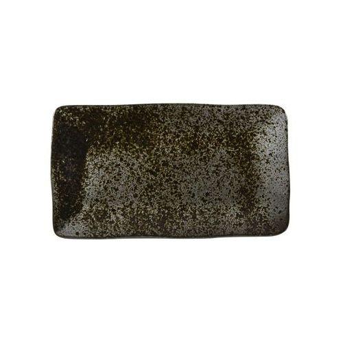 Półmisek prostokątny 365x210 mm | , basalt marki Fine dine