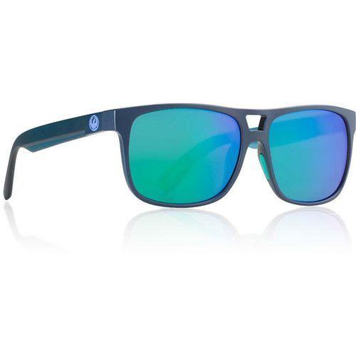okulary słoneczne DRAGON - Roadblock H2O Matte Deep Navy Blue Sky Io (405), kolor niebieski