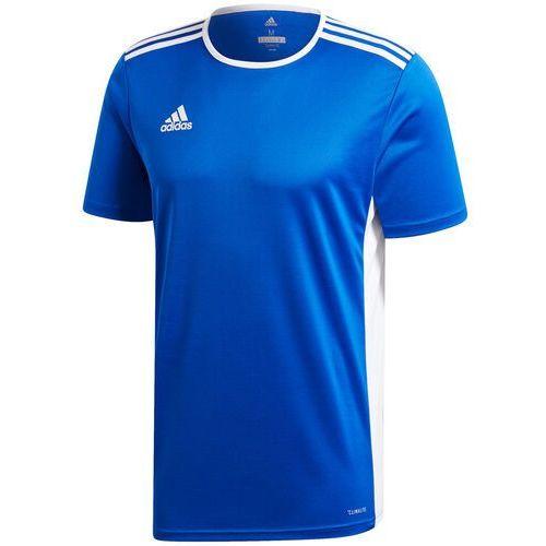Koszulka dla dzieci entrada 18 jersey junior niebieska cf1037/cf1049 marki Adidas