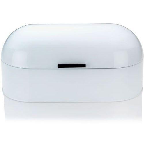 Kela Frisco chlebak metalowy, biały (4025457111655)