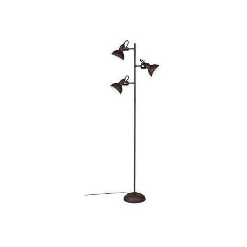 gina lampa stojąca rudy, 3-punktowe - klasyczny - obszar wewnętrzny - gina - czas dostawy: od 3-6 dni roboczych marki Reality