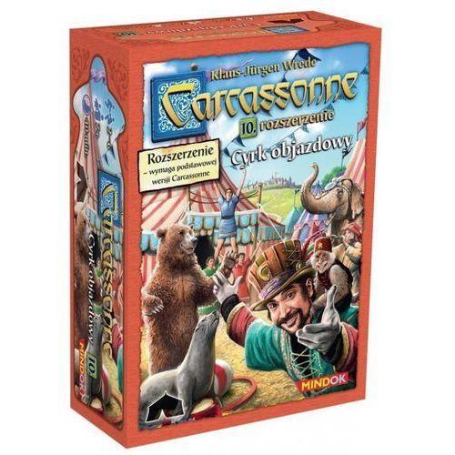Bard Carcassonne cyrk objazdowy rozszerzenie