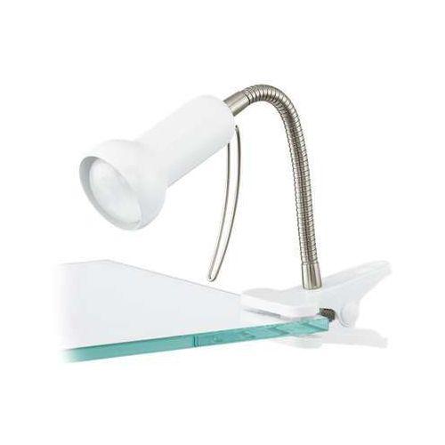 Eglo 81262 - lampa z klipem fabio 1xe14/40w/230v (9002759812621)