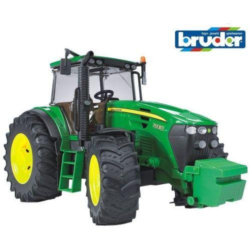 john deere 7930 traktor marki Bruder