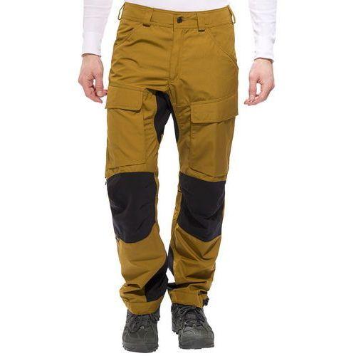 Lundhags Authentic Spodnie długie Mężczyźni brązowy 58 2017 Spodnie turystyczne, kolor brązowy