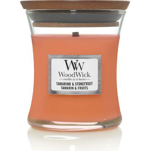 Woodwick Świeca core mała tamarind & stonefruit (5038581087429)