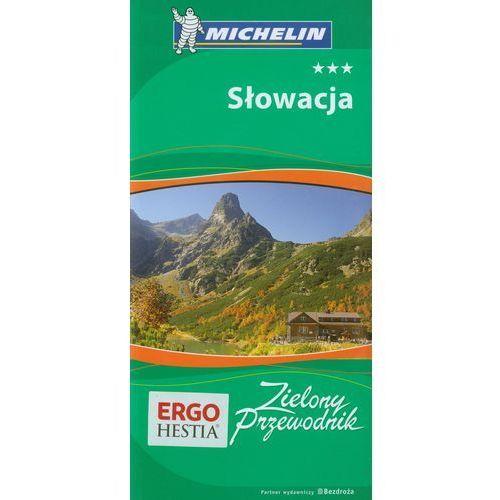 Słowacja Zielony Przewodnik, Bezdroża