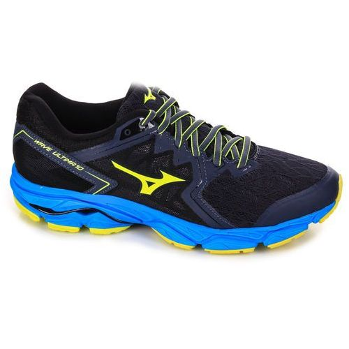 Mizuno Ulitma 10 Black Blue Yellow, kolor niebieski