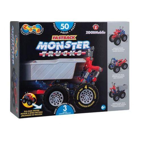 Zoob Mobile Fastback Monster Trucks