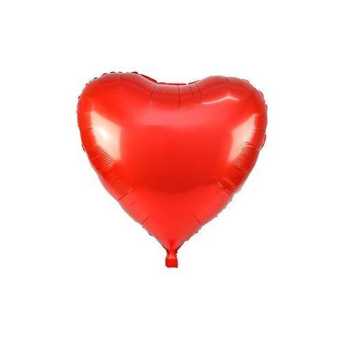 Balon foliowy serce czerwone - 65 cm - 1 szt. marki Ar