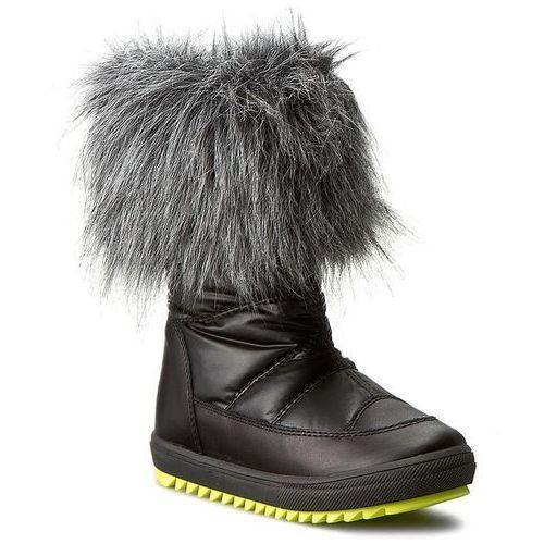 Śniegowce BARTEK - 94385-055 Czarny
