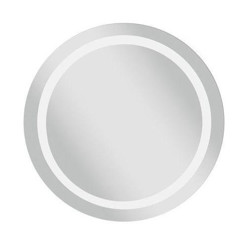 Lustro łazienkowe z oświetleniem wbudowanym triton 65 x 65 marki Dubiel vitrum