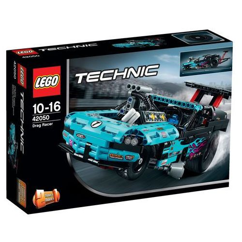 42050 DRAGSTER Drag Racer KLOCKI LEGO TECHNIC