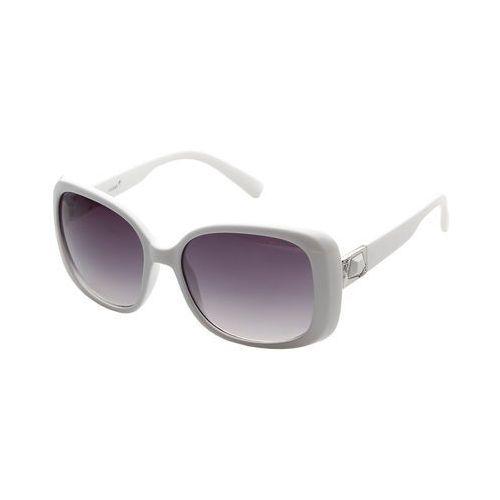 Okulary przeciwsłoneczne damskie GUESS - GU7314-02, GU7314_T50