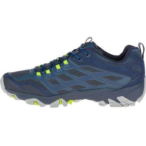 moab fst gtx buty mężczyźni niebieski 44,5 2017 buty turystyczne, Merrell