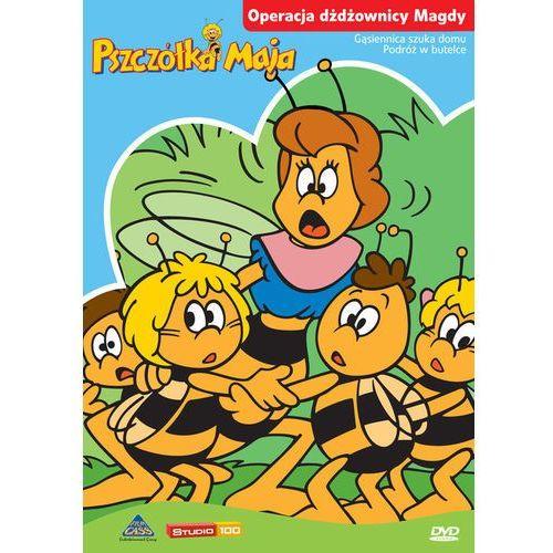 Pszczółka Maja. Operacje Dżdżownicy Magdy (DVD), 66950703317DV (1658253)
